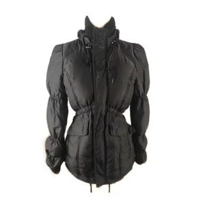 We The Free, Small Black Puffer Coat, Free People